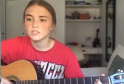 Grace - Guitar & Vocals
